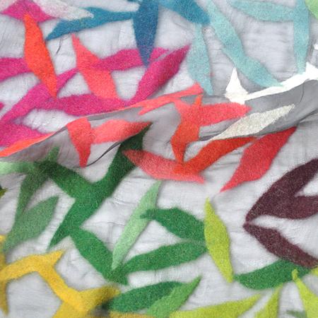 Leippold-Preiss – handgefilzte Schals